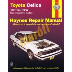 Toyota Celica 1971 - 1985