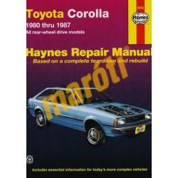 Toyota Corolla (RWD) 1980 - 1987