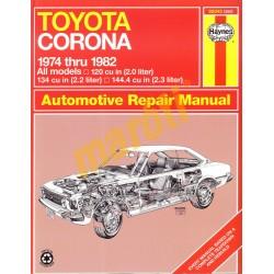 Toyota Corona 1974 - 1982
