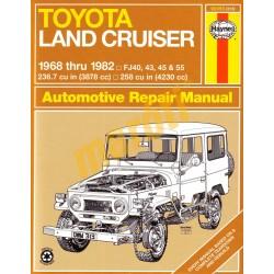 Toyota Land Cruiser 1968-1982