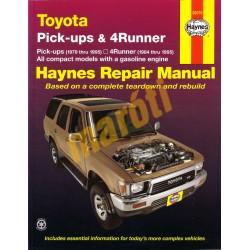 Toyota Pick-ups & 4Runner 1979-1995