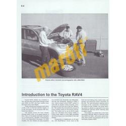 Toyota RAV4 1996 - 2002