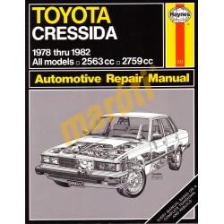 Toyota Cressida 1978 - 1982
