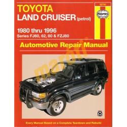 Toyota Land Cruiser (petrol) 1980-1996
