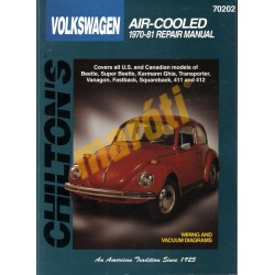 Volkswagen Air-cooled 1970-1981