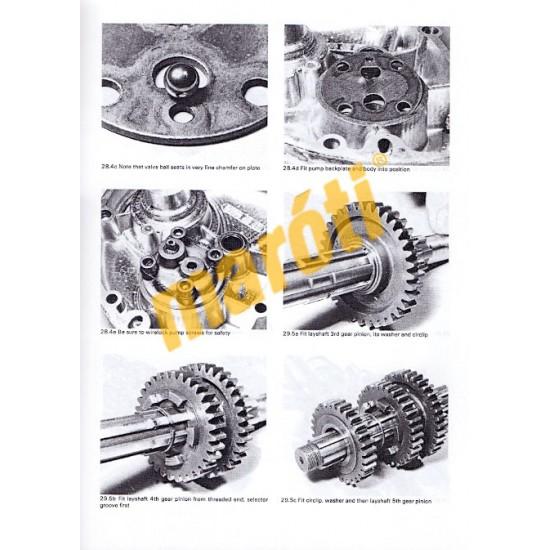 Ducati MK III & Desmo Singles (1969 - 1976)