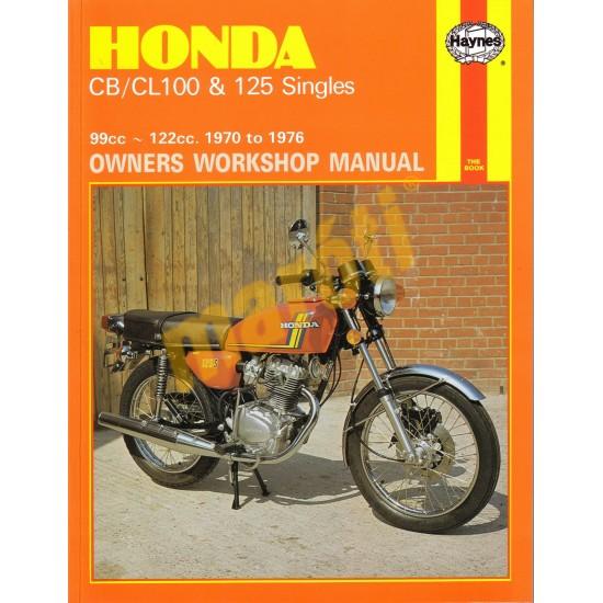 Honda CB/ CL 100 & 125 Singles 1970-1976