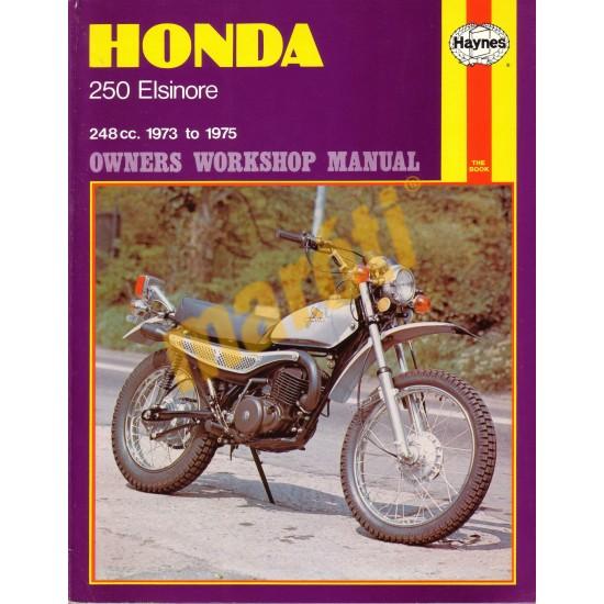 Honda 250 Elsinore 1973-1975