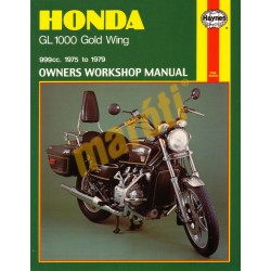 Honda GL1000 Gold Wing (1975 - 1979)