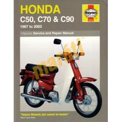 Honda C50, C70 & C90 (1967 - 2003)