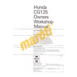 Honda CG125 (1976 -1994)
