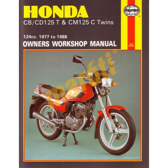 Honda CB/CD125T & CM125C Twins (1977 - 1988)