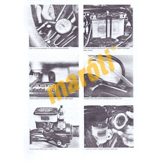 Honda GL1100 Gold Wing (1979 - 1981)