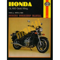 Honda GL1100 Gold Wing (1979 - 1981)