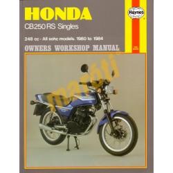 Honda CB 250 RS Singles 1980-1984