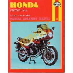 Honda CBX550 Four (1982 - 1986)