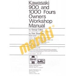 Kawasaki 900 & 1000 Fours (1973 - 1977)