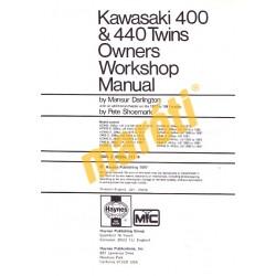 Kawasaki 400 & 440 Twins (1974 - 1981)