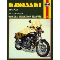 Kawasaki 650 Four (1976 - 1978)