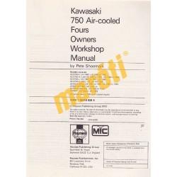 Kawasaki 750 Air-cooled Fours (1980 - 1991)