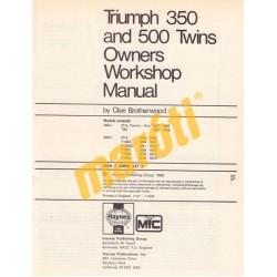 Triumph 350 & 500 Unit Twins 1958 - 1973