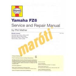 Yamaha FZ6 Fazer 2004 - 2008