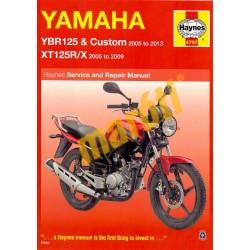 Yamaha YBR125 & XT125R/X 2005 - 2009 - Használt