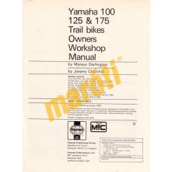 Yamaha 100, 125 & 175 Trail bikes 1971 - 1985
