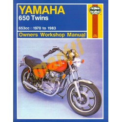 Yamaha 650 Twins 1970 - 1983