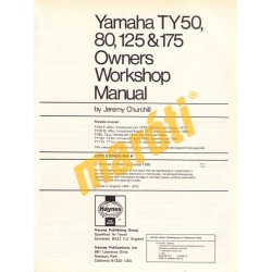 Yamaha TY50, 80, 125 & 175 1974 - 1984