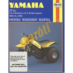 Yamaha ATVs 1980 - 1985