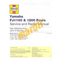 Yamaha FJ1110 & 1200 Fours 1984 - 1996