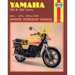 Yamaha 250 & 350 Twins 1970 - 1979