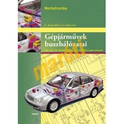 Gépjárművek buszhálózatai (CAN, VAN, LIN, Byteflight, Flexray, MOST, Bluetooth..)