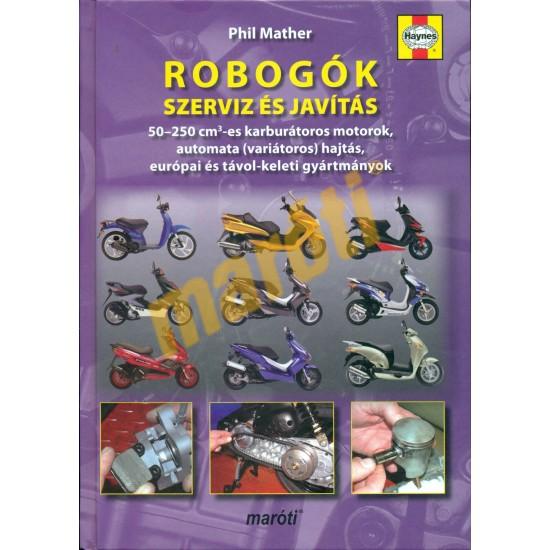 Robogók szerviz és javítás