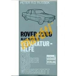 Rover 2200 Alle Modelle Reparaturhilfe