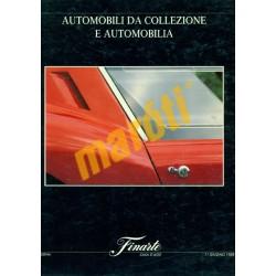 Automobili Da Collezione E Automobilia