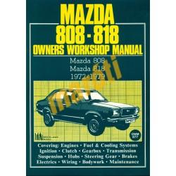 Mazda 808-818 Owners Workshop Manual