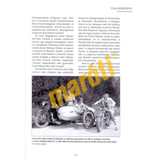 Méray - Egy járműgyár története