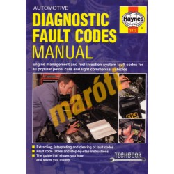 Automotive Diagnostic Fault Codes Manual