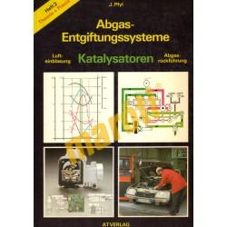 Abgas-Entgiftungssysteme- Katalysatoren