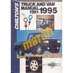 Chilton's Truck and van Manual 1991-1995