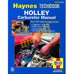 Holley Carburetor Manual