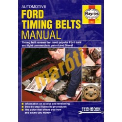 Automotive Ford Timing Belts Manual