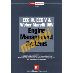 Engine Management Systems ( Ford EEC IV, EEC V,DCL V & Weber Marelli IAW)