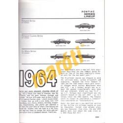 Tempest-Lemans-Lemans Sport- Judge- Sprint A book of information 1964-1970