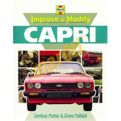 Ford Capri Improve & Modify