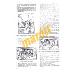 Warszawa Reparaturhandbuch für Kraftwagen