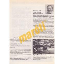 VW 1300 & 1500 BEETLE (1965-1975) - sérült