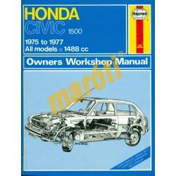 Honda Civic 1500 (1975-1977)